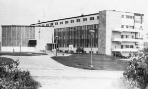 15_École normale à Saint-Damien, vers 1961