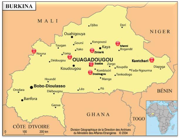1-Carte-Burkina-Faso