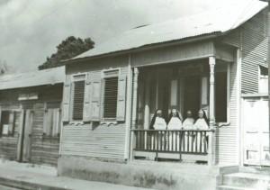 1_Fondatrices maison de Béthanie 1948