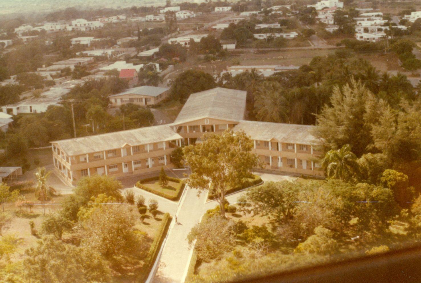 3_Maison régionale Santiago vers 1948
