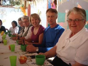 Religieuses et laïcs collaborateurs